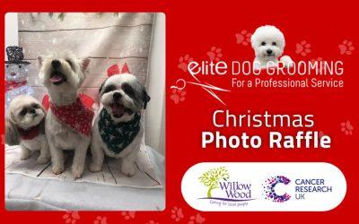 Christmas Photos & Raffle
